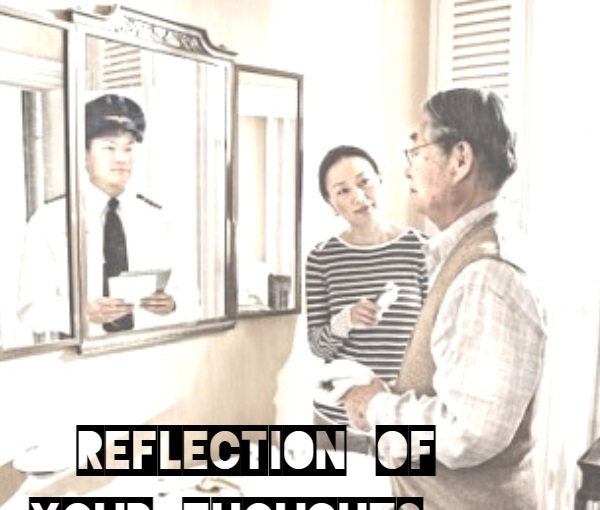 Reflection of yourthoughts