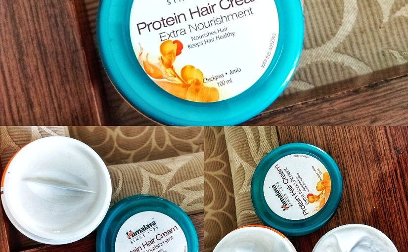 Review on Himalaya protein haircream