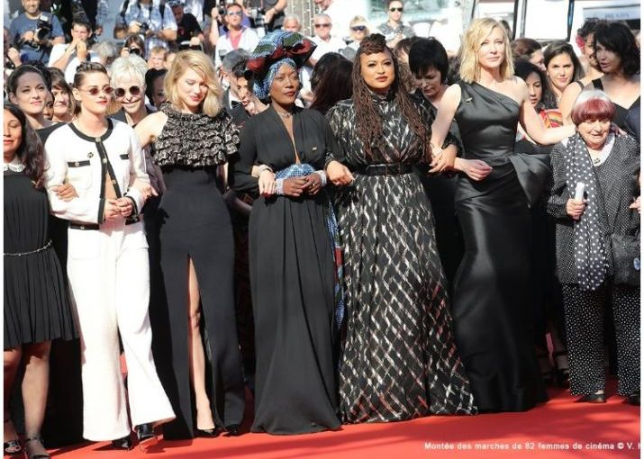 Cannes 2018 – Best Outfits at Cannes Film Festival2018