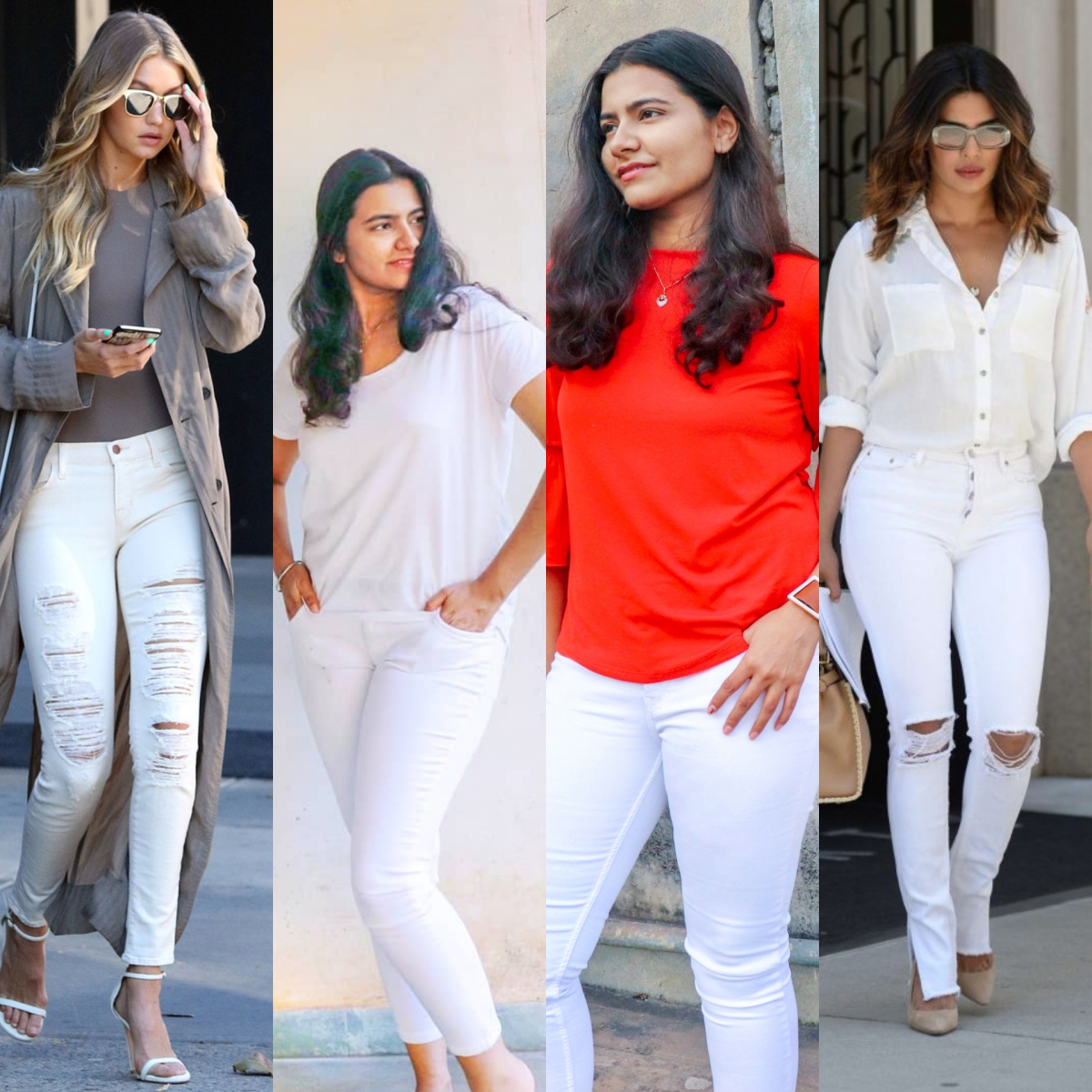 1910713214 White Jeans Outfit Ideas – ST Ways   Fashion